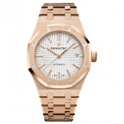 Replica Audemars Piguet Royal Oak Frosted Gold Watch 15454OR.GG.1259OR.01