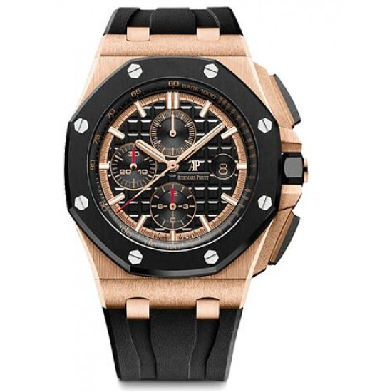 Replica Audemars Piguet Royal Oak Offshore Watch 26401RO.OO.A002CA.02