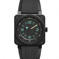 Replica Bell & Ross BR03-92 Automatic 42mm BR0392-IDC-CE/SRB