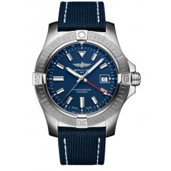 Replica Breitling Avenger Automatic GMT 45 Steel Watch A32395101C1X2