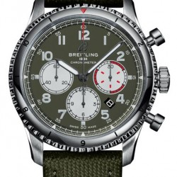 Replica Breitling Aviator 8 B01 Curtiss Warhawk Watch AB01192A1L1X2