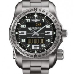 Replica Breitling Emergency II Watch E7632522.BC02.159E