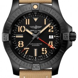 Replica Breitling Avenger Automatic GMT 45 Night Mission Watch V32395101B1X2
