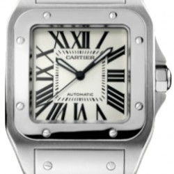 Replica Cartier Santos 100 Mens Watch W200737G