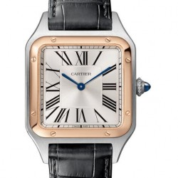 Replica Cartier Santos Dumont Large Mens Watch W2SA0011
