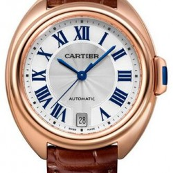 Replica Cartier Cle De Cartier 35mm Ladies Watch WGCL0013