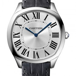 Replica Cartier Drive De Cartier Extra-Flat Mens Watch WGNM0007