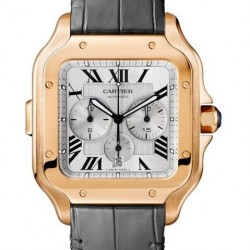 Replica Cartier Santos De Cartier Watch WGSA0017
