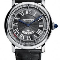 Replica Cartier Rotonde De Cartier Annual Calendar Watch WHRO0003