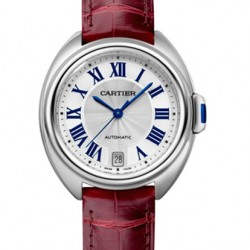Replica Cartier Cle De Cartier 35mm Watch WSCL0017