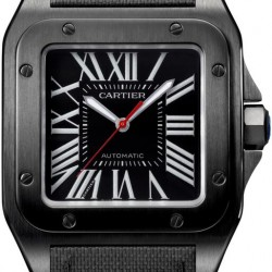 Replica Cartier Santos 100 Mens Watch WSSA0006