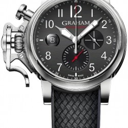 Replica Graham Chronofighter Grand Vintage Watch 2CVDS.B29A
