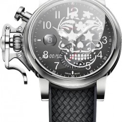 Replica Graham Chronofighter Grand Vintage Watch Skull 2CVDS.B29E
