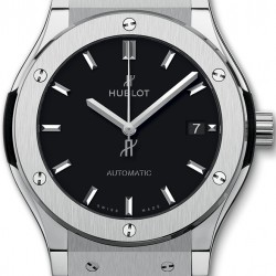 Replica Hublot Classic Fusion 45mm Mens Watch 511.NX.1171.LR