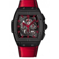 Replica Hublot Spirit Of Big Bang All Black Watch 601.CR.0130.LR