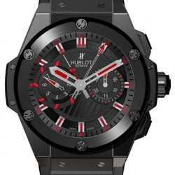 Replica Hublot King Power Foudroyante Black Magic Watch 715.CI.1123.RX