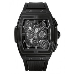 Replica Hublot Spirit of Big Bang All Black Watch 601.CI.0110.RX