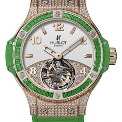 Replica Hublot Big Bang 41mm Tutti Frutti Watch 345.PG.2010.LR.0922