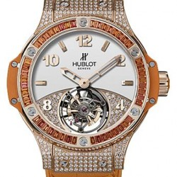 Replica Hublot Big Bang 41mm Tutti Frutti Watch 345.PO.2010.LR.0906