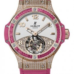 Replica Hublot Big Bang 41mm Tutti Frutti Watch 345.PP.2010.LR.0933