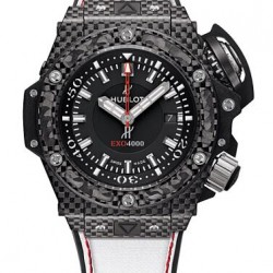 Replica Hublot King Power Oceanographic Exo 4000 Watch 731.QX.1123.NR.EXO14