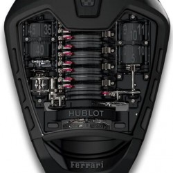 Replica Hublot Masterpiece MP-05 LaFerrari All Black Watch 905.ND.0000.RX