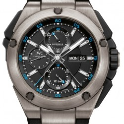 Replica IWC Ingenieur Double Mens Watch IW386503