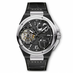 Replica IWC Ingenieur Constant-Force Tourbillon Mens Watch IW590001
