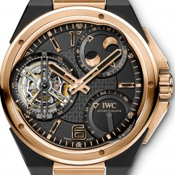 Replica IWC Ingenieur Constant-Force Tourbillon Mens Watch IW590002