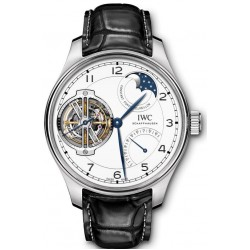 Replica IWC Portugieser Constant-Force Tourbillon Edition 150 Years Watch IW590202