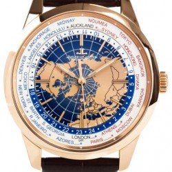 Replica Jaeger-LeCoultre Geophysic Universal Time Watch Q8102520
