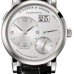 Replica A.Lange & Sohne Lange 1 Platinum Mens Watch 191.025