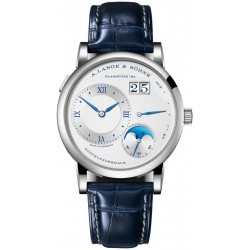 Replica A.Lange & Sohne Lange 1 Moon Phase 25th Anniversary Watch 192.066