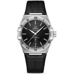 Replica Omega Constellation Steel Anti-magnetic Watch 131.53.39.20.02.001