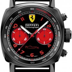 Replica Panerai Ferrari 45mm DLC Watch FER00038