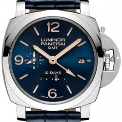 Replica Panerai Luminor 1950 10 Days GMT Watch PAM00689