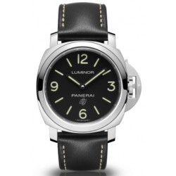 Replica Panerai Luminor Base Logo 3 Days Acciaio 44mm Watch PAM00773