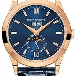 Replica Patek Philippe Annual Calendar Mens Watch 5396R-015