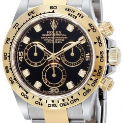 Replica Rolex Cosmograph Daytona Watch 116503BKDO