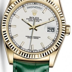 Replica Rolex Day-Date 36 Watch 118138-0123