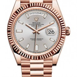 Replica Rolex Day-Date 40 Watch 228235SD