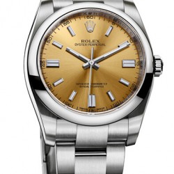 Replica Rolex Oyster Perpetual 36mm Watch 116000 wgio