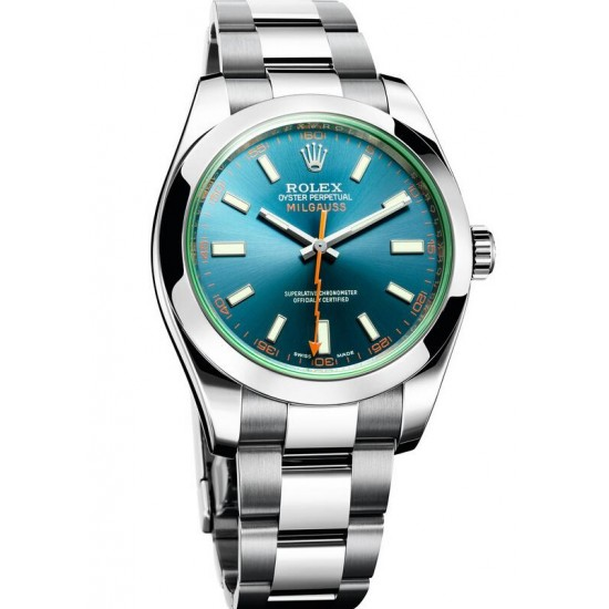 Replica Rolex Milgauss Z Watch 116400GV