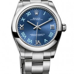 Replica Rolex Oyster Perpetual 31mm Watch 177200 blro