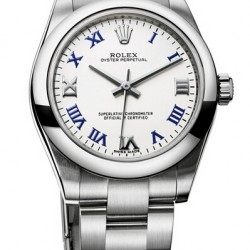 Replica Rolex Oyster Perpetual 31mm Watch 177200 wblro