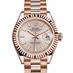 Replica Rolex Oyster Perpetual Lady-Datejust 28 Watch 279175