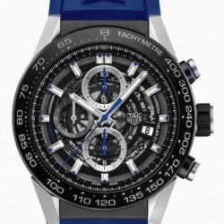 Replica TAG Heuer Carrera 01 Blue Touch Watch CAR2A1T.FT6052