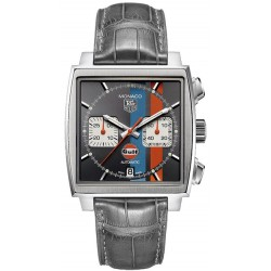 Replica TAG Heuer Monaco Calibre 12 Gulf Watch CAW2113.FC6250