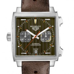 Replica TAG Heuer Monaco Calibre 11 39mm Watch CAW211V.FC6466