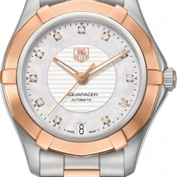 Replica TAG Heuer Aquaracer 34mm Ladies Watch WAP2351.BD0838